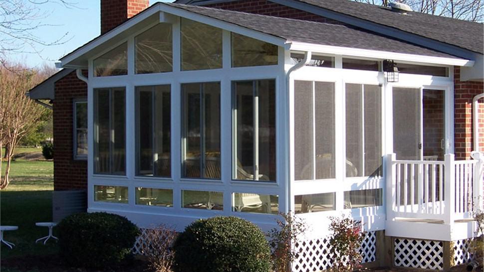 KH Exteriors - Sun Room